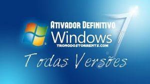 ativar windows 7 permanentemente 2018 todas as versoes