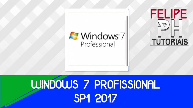 Windows 7 Professional SP1 32/64 Bits PT-BR Torrent – Completo
