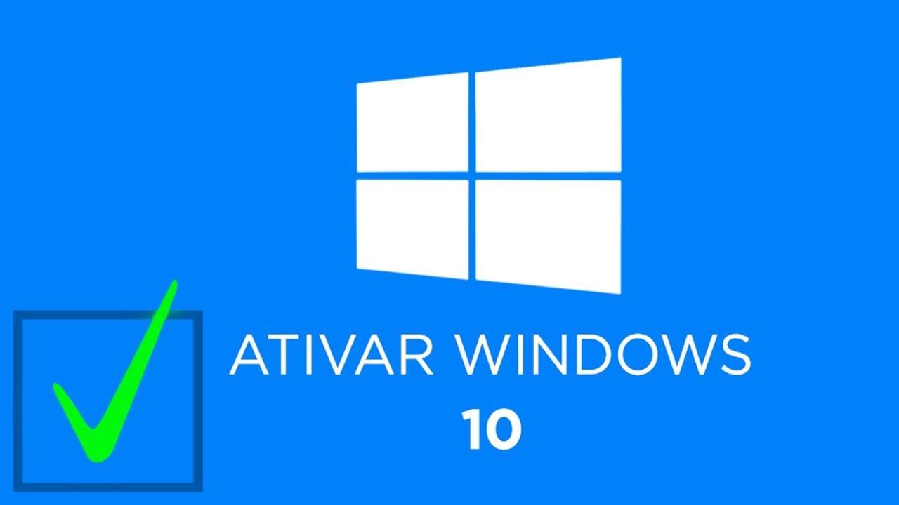 ATIVADOR Windows 10 Todas as Versões – 2018