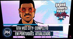 Download GTA Vice City Completo pra PC e Atualizado