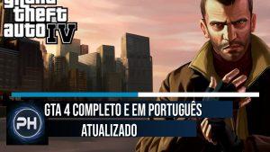 BAIXAR GTA 4 (IV) PC COMPLETO + TRADUÇÃO + PATCH VIA TORRENT