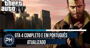 BAIXAR GTA 4 (IV) PC COMPLETO + TRADUÇÃO