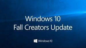 Windows 10 Pro Fall Creators Update - Download em Português-BR Torrent