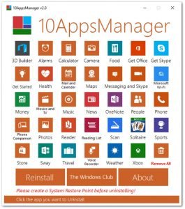 Download 10AppsManager 2.0