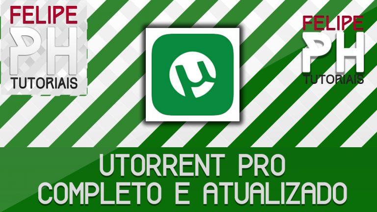 uTorrentPro 3.5.3.44428 ATIVADO