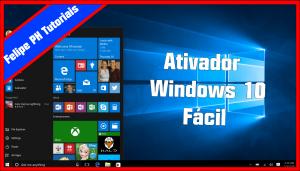 ativador windows 10 2019