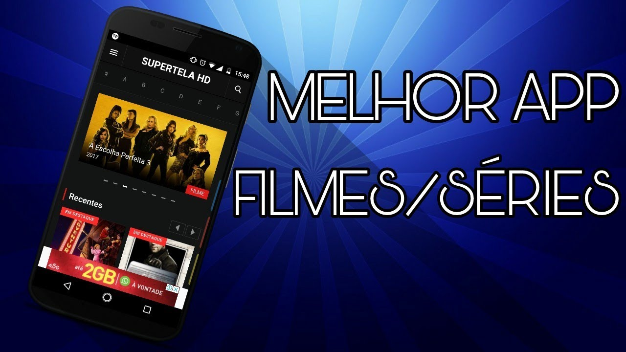 SUPER TELA HD apk 2.2