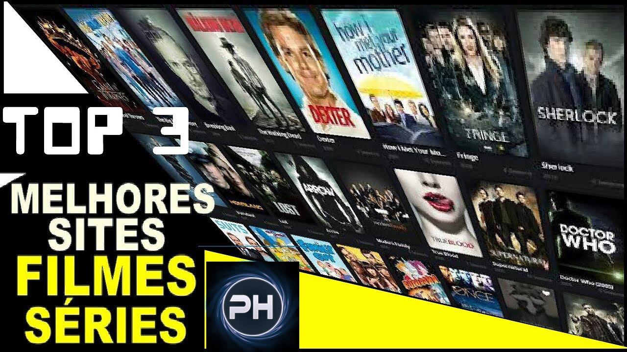 TOP 3 SITES De Filmes Online – SEM PROPAGANDAS