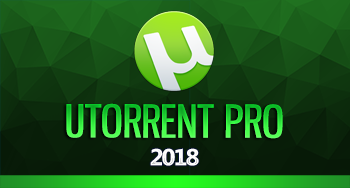 µTorrent Pro 3.5.4 Build 44498 - ATIVADO - 2018