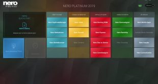 Nero Platinum 2019 Suite v20.0.05000 Crack + Serial