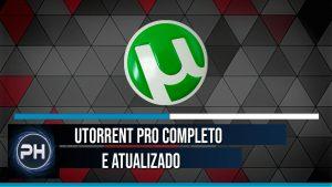Utorrent Pro 3.5.4 Build 44520 Já Ativado - Só Instalar
