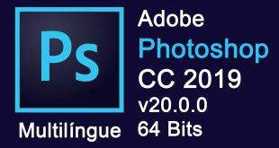 Adobe Photoshop CC 2019 v20.0.0 (64 Bits) Multilíngue (Ativado) 2018