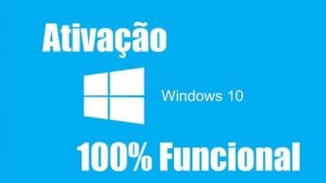 Serial Key (chave) do Windows 10 - 2018