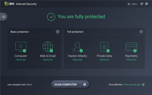 AVG Internet Security 2019-Serial Key
