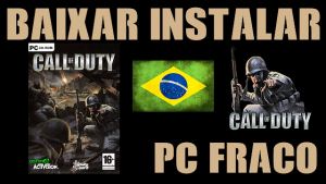 Download Call Of Duty 1 (PC) Completo em Português