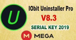 IObit Uninstaller Pro 8.3.0.11 Serial Key [2019]