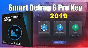 IObit Smart Defrag 6.2 Pro Serial Key 2019