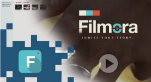 Wondershare Filmora 9.1.2.7 ATIVADO - Versão mais recente